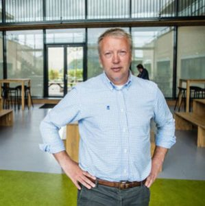 Portret van Gert-Jan Gruter