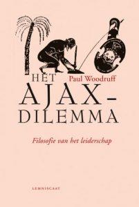 Omslag boek 'Het Ajax-dilemma'
