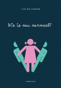 Omslag boek 'Wie is nou normaal?'
